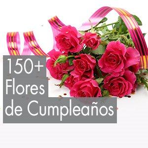 mensajes de flores de cumpleaños