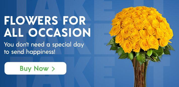 Lolaflora International Flower Delivery Service